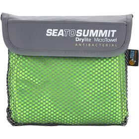 Sea to Summit Drylite Serviette pour chien Antibactérien S, lime